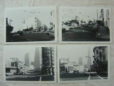 Lot of 4 Vintage 1976 Photos Streets of San Francisco California 777076