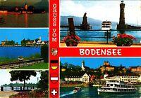Gruss vom Bodensee , Ansichtskarte, ungelaufen