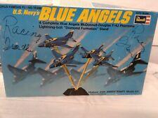 Revell US NAVY'S NAVY'S 25th Anniversary Model kit BLUE ANGELS empty box 1971