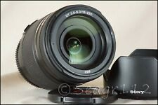 Sony Alpha SAL18250 18-250mm f/3.5-6.3 DT Zoom Lens