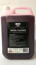 X 5L DEVILS BLOOD CAR PAINT ALLOY WHEEL CLEANER IRON REMOVER CONTAMINENT FALL