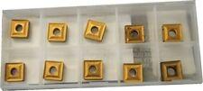 Set 10 Glanze SNMG Utensile da Tornio In Carburo Inserti Snmg 090308 PH3225 MADE in Europe