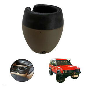 1 PC BLACK BEIGE CUP HOLDER FOR LAND ROVER DISCOVERY SERIES 1 & 2 1989 1998 2004