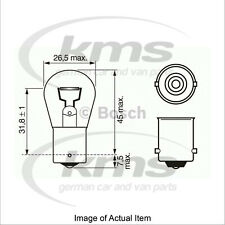 10x New Genuine BOSCH Indicator Flasher Bulb 1 987 302 201 MK1 Top German Qualit