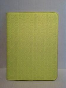 Michael Kors iPad case Neon Yellow iPad Neopren Sweet Sleeve Case Retails $68.00