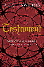 Testament (Macmillan New Writing), Hawkins, Alis, Excellent Book
