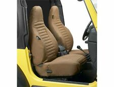 Bestop 29226-37 Front Seat Covers Spice for High Back Buckets for 97-02 Wrangler