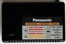 Panasonic New EY0230 Battery Charger 9.6V 12V 15.6V for EY9230 EY9231 EY9201 +++
