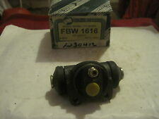 PEUGEOT 306,309,505 (LUCAS SYSTEM) WITH ABS REAR BRAKE WHEEL CYLINDER