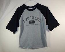 Pittsburgh Penguins NHL Hockey Gray T Shirt Size YOUTH EXTRA LARGE 18 / 20