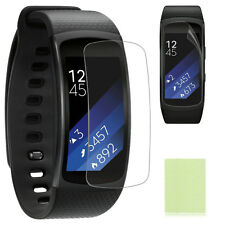 Full Cover Screen Protector Guard Film for Samsung Gear Fit2 Smart Wristband
