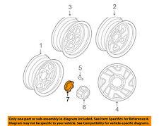 MITSUBISHI OEM 97-04 Montero Sport Wheel-Center Cap Retainer MB624908