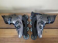 Vintage Rollerblade Bravoblade Glx Inline Skates Size 270-285 (~ Us Size 10?)