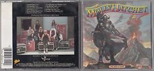 Molly Hatchet - The Deed Is Done (CD, Jan-1985, Epic (USA) DADC EARLY PRESS