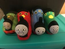 BABY NURSERY THOMAS THE TANK ENGINE EDEN PLUSH DOLL FIGURE STUFF ANIMAL TOY LOT
