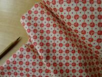 Chicopee - Denyse Schmidt - Voltage Dot Red - Free Spirit Fabrics PWDS034