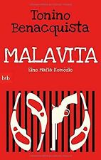 Malavita: Eine Mafia-Komödie von Benacquista, Tonino | Buch | Zustand gut