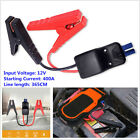 Smart Booster Cable Battery Alligator Clamp With Led Indicator Car Jump Starter