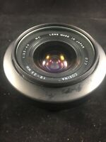 Cosina 19-35mm Wide Angle Zoom Lens For Pentax Cameras F3.5-f4.5