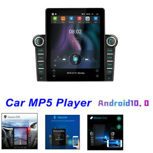 Android 10.0 1+16GB Car FM Radio GPS Navigation HD Touch Screen WIFI BT Player