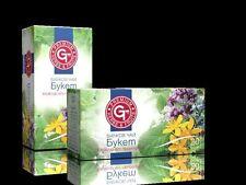 GT Premium Herbs & Fruits Tea 100 % Natural Herbal and Fruit Bouquet 20 sachets
