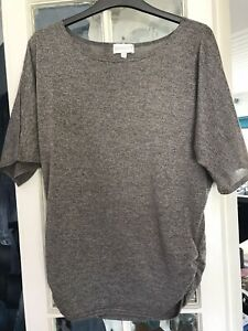 Apricot Top Size 12 Short Sleeved