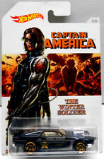 Hot Wheels CAPTAIN AMERICA The Winter Soldier RIVITED