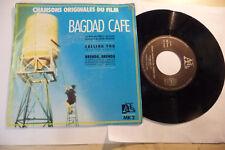 "JEVETTA STEELE"" BAGDAD CAFE-DISCO 45 GIRI ADES Fr 1988"" OST"