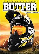 Butter All Moto Flavored DVD ATV Motorcycle Video Movie