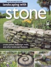 Landscaping: Landscaping with Stone by Pat Sagui, Creative Homeowner Editors and