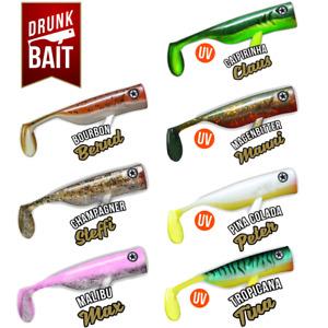 #LMAB Drunk Bait 8 cm - alle Farben - Hecht - Zander - Barsch