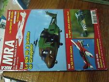 8µ? Revue MRA n°803 plan encarté Copilot EP Eco 30 / Piper J3/L4 Yak 54 NH 90