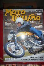 MOTOCICLISMO D'EPOCA N 2 - 2003  - DUCATI - BIANCHI - YAMAHA TZ 350 -