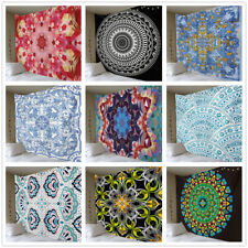 Indian Tapestry Wall Hanging Mandala Hippie Gypsy Bohemian Bedspread Throw Cover