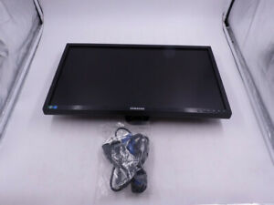 "SAMSUNG S24E200BL 24"" FHD LED LCD WIDESCREEN MONITOR"