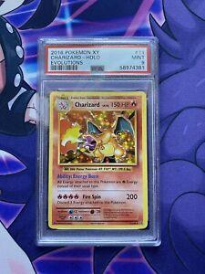 Charizard Holo 11/108 - PSA 9 - Pokemon XY Evolutions MINT- Lot#1