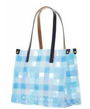 Dooney & Bourke Quadretto Check Clear Medium Shopper Tote/Bag/Handbag NWT