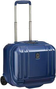 NEW! DELSEY Paris Oxygene Hardside Luggage Under-Seater with 2 Wheels