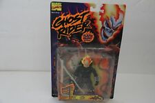 Marvel Comics Ghost Rider action figure vintage - SEALED - glow in the dark