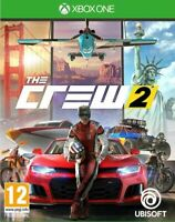 The Crew 2 (Xbox One) Mint Same Day Dispatch 1st Class Super Fast Delivery Free