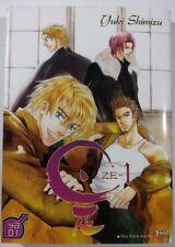 ZE T. 1 - Yuki Shimizu - Taifu Comics yaoi manga VF