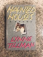 Haunted Houses by Lynne Tillman Hardcover Like New