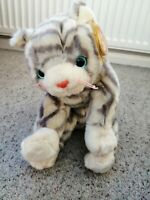 Ty Beanie Baby LARGE SILVER the CAT Brand New With Tag