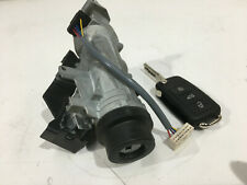 2011 VW CADDY MAXI 1.6 TDI IGNITION BARREL WITH 1 X KEY GENUINE 1K0905865A