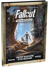 Fallout Wasteland Warfare RPG Core Rulebook New