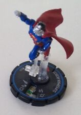 Heroclix Collateral Damage set Superman Robot #221 Experienced / LE figure!