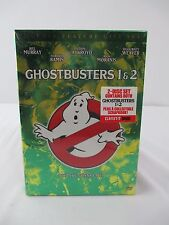 New SEALED Ghostbusters 1 & 2 DVD