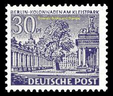 EBS West Berlin 1949 Berlin Buildings (I) Kleistpark Schöneberg Michel 51 MNH**