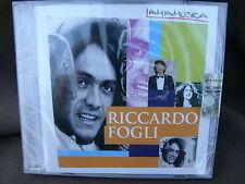 Riccardo Fogli La Mia Musica CD Nuovo