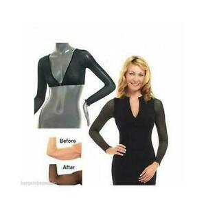 THINNER SLIMMER AMAZING ARMS FROM FLAB TO FAB LIGHTWEIGHT ARMWEAR CARDIGAN WRAP